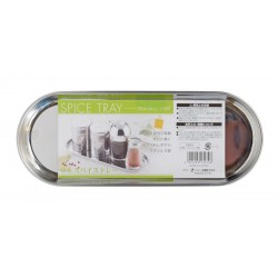 Stainless Steel Spice Tray