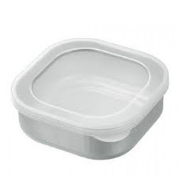 Stainless steel sealed container
