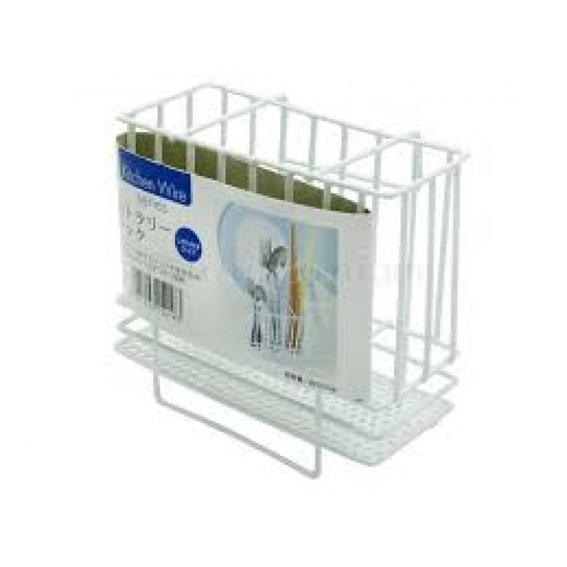 Cutlery rack with partition type