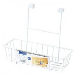 Wire basket sink lower door type