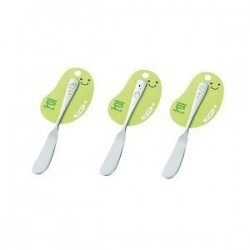 Bean cutlery butter knife