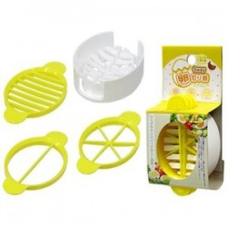 3 ways egg cutter
