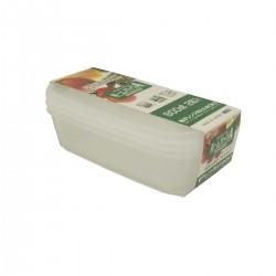 K290-1 Food Storage 800mLx2 4955959129011