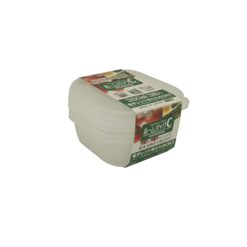 K292-1 Food Storage 380mLx3 4955959129219