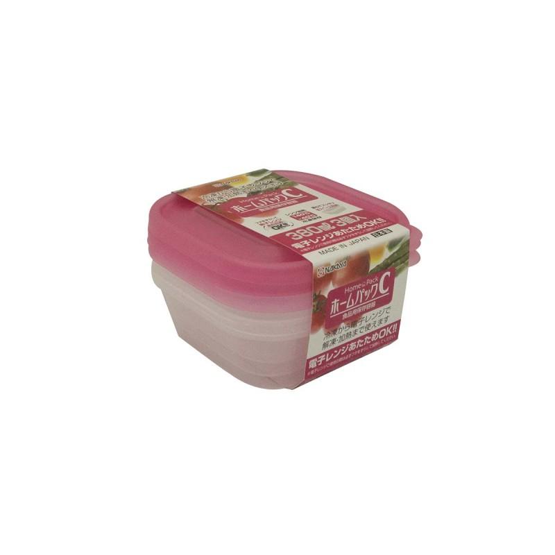 K292-2 Food Storage 380mLx3 4955959129226