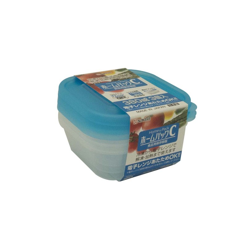 K292-3 Food Storage 380mLx3 4955959129233