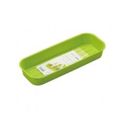 Plastic Detergent Tray -Neon Green
