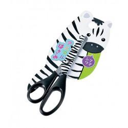 Animal scissors (zebra)