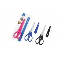 Office scissors with case