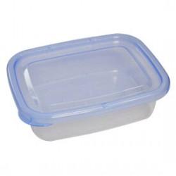 Plastic food container square Medium