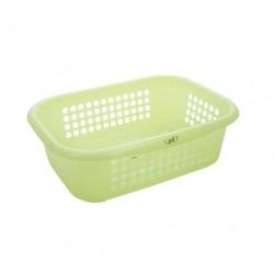 Undressing basket Green