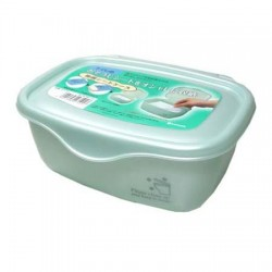 Toilet Seat Disinfectant Cleaning Sheets With Mint Case