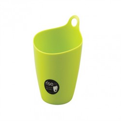 Hanging mini bucket holder green