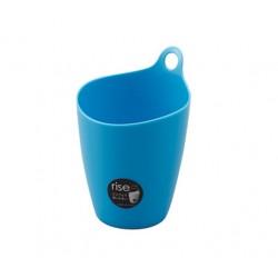 Hanging mini bucket holder blue