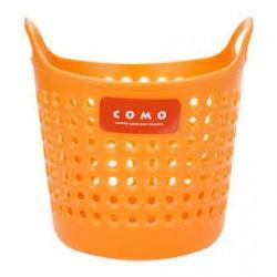 Como Basket Mini Orange round 11x10.4x11.3Hcm