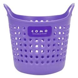 Como Basket Mini Purple round 11x10.4x11.3Hcm