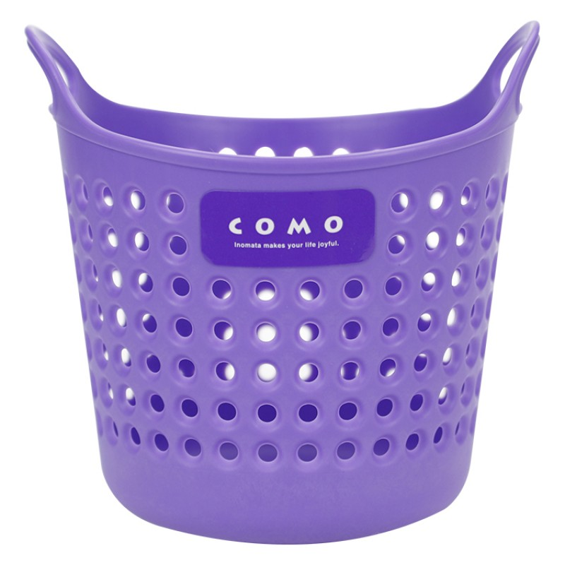 Como Basket Mini Purple round 11x10.4x11.3Hcm