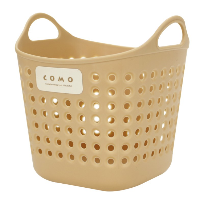 Como basket mini square caramel