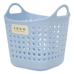Como basket mini square blue