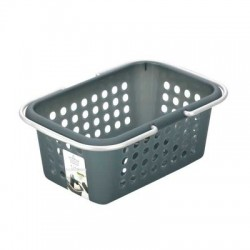 Bathroom basket black
