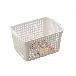 Basket case deep white