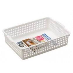 A4 basket case white