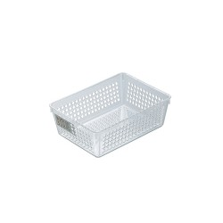 Basket Case Small Clear