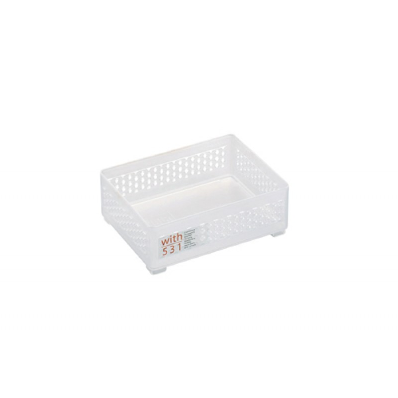 Accessory case long angle clear