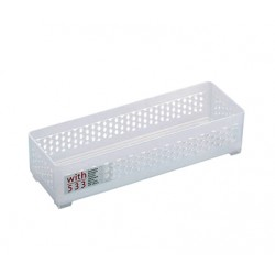 Accessory case long clear