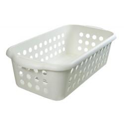 Bath basket long white 156x309x86Hmm
