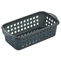 Bath Basket long black 156x309x86Hmm