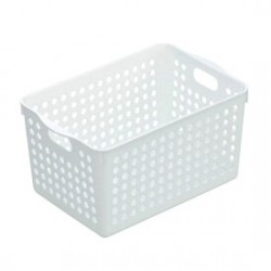 Basket Case Deep White