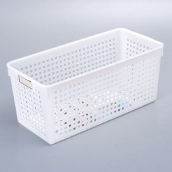 Basket Case Slim White