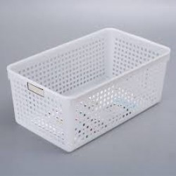Basket Case White