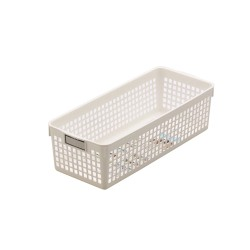Basket Long White