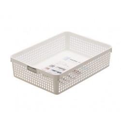 Name basket A4 white 24.4x33.2x8.7Hcm