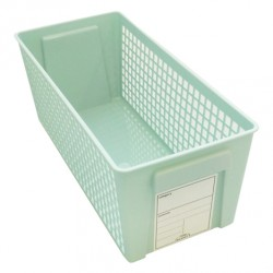 Trim basket slim blue