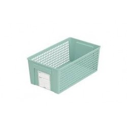 Trim Basket wide Blue