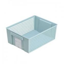 Trim basket large blue