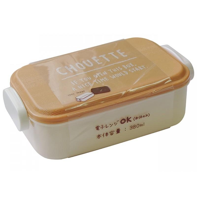 Lunch box Woody Slim 380ml