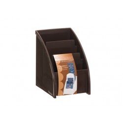 Remote control stand arc brown