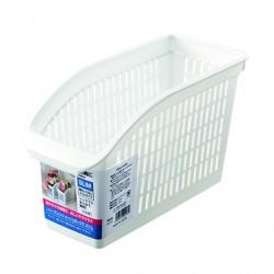 Arrange White Basket Mesh slim 133x294x173Hmm