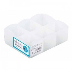 Six compartment storage box 960 ml