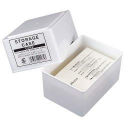 Storage Case for business card