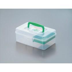 First aid kit box clear 800 ml