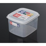 Clear Plastic Food Container C 1.2L , K123