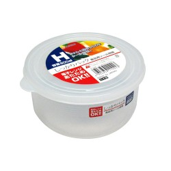Clear Plastic Food Container H 800ml , K144