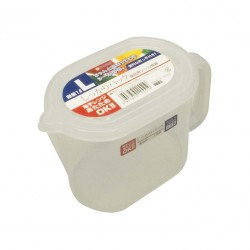 Clear Plastic Food Container L 1L , K155