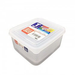 Clear Plastic Food Container T 1.1L , K230