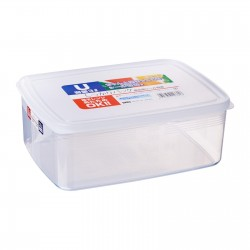 Clear Plastic Food Container U 3L , K233